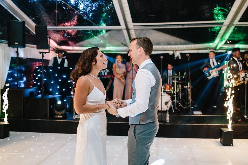 Maryanne and Adam - Chippenham Park Wedding