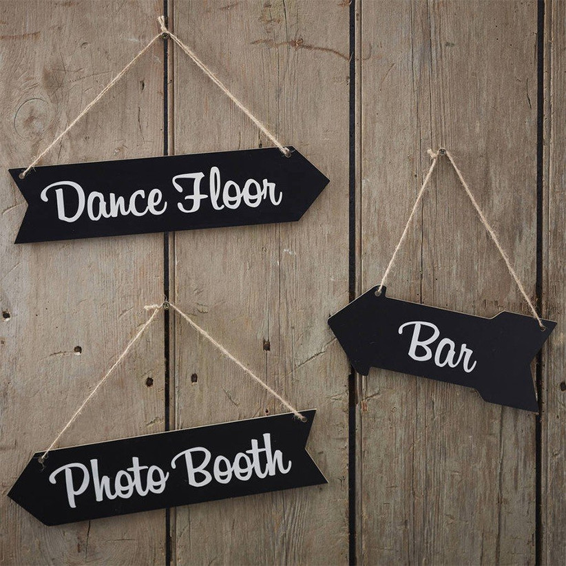 wedding-party-signs
