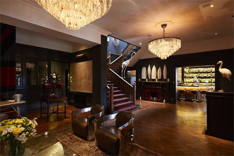 Small Wedding venues - Glazebrook House hotel