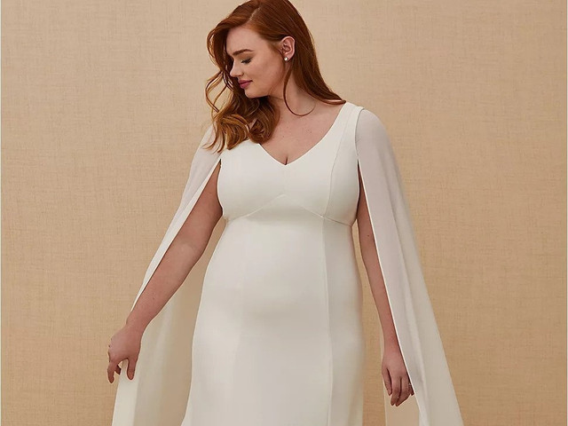 31 Perfect Plus Size Wedding Dresses