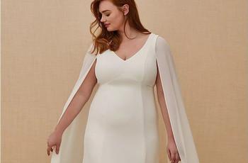 31 Perfect Plus Size Wedding Dresses
