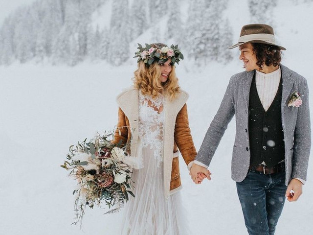 21 Winter Wedding Tips How To Plan The Ultimate Winter Wedding Hitched Co Uk