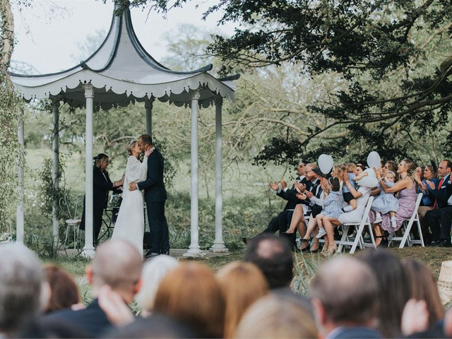 Outdoor Wedding Venues: Our Favourite Outdoor Spots to Say 'I Do'