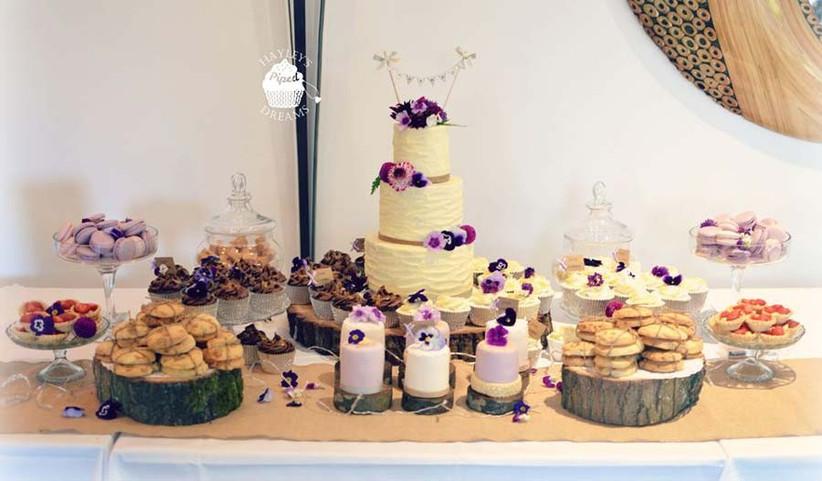 three-tiered-buttercream-wedding-cake