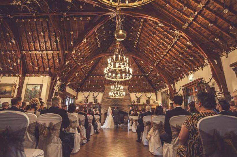 The Best Unusual Wedding Venues in Scotland