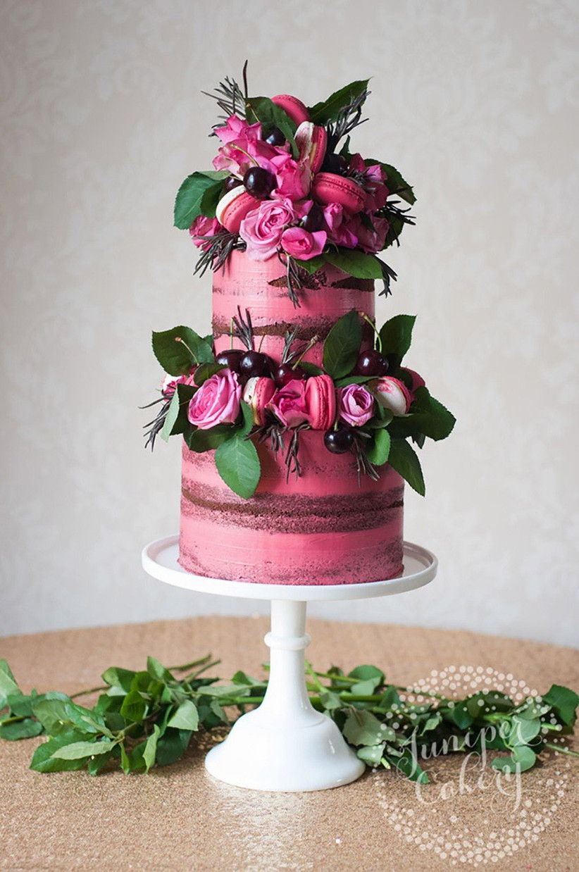 Pink-Wedding-Decorations-JuniperCakery