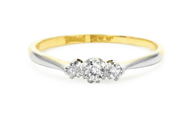 Popular engagement ring trends 2020 24