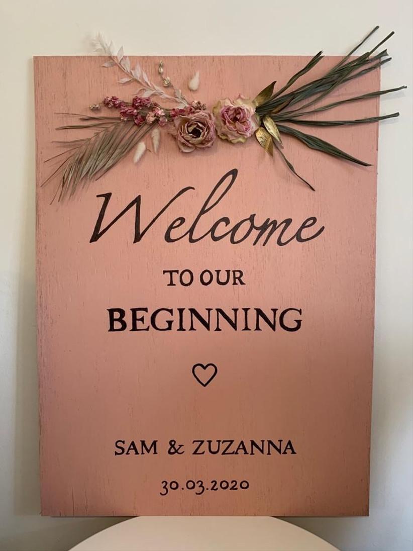 Zuzanna and Sam - Coronavirus Wedding
