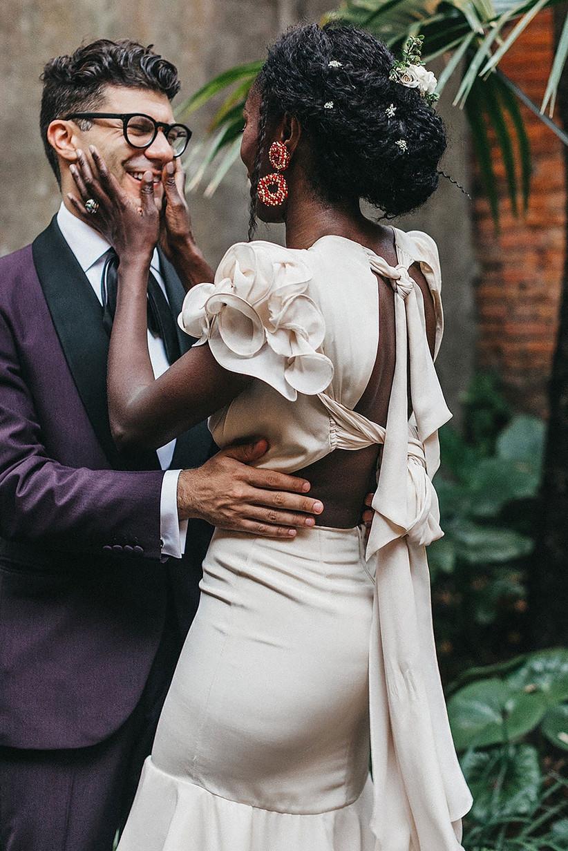 Black wedding hairstyles 9