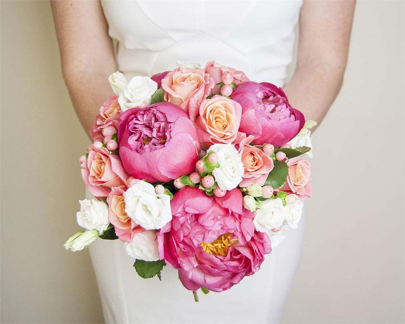 peonies-are-a-popular-summer-wedding-flower-for-bouquets-because-they-represent-a-happy-marriage-and-life