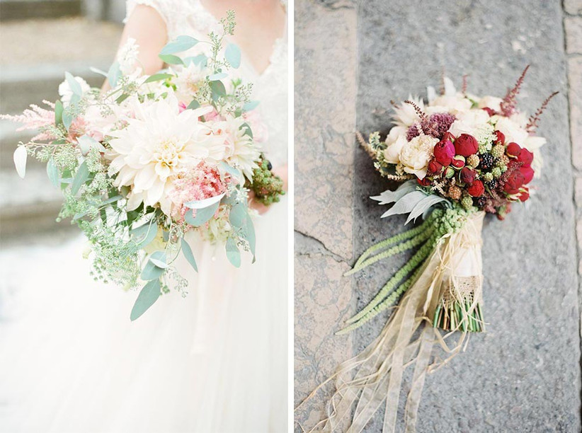 rustic-style-wedding-bouquets