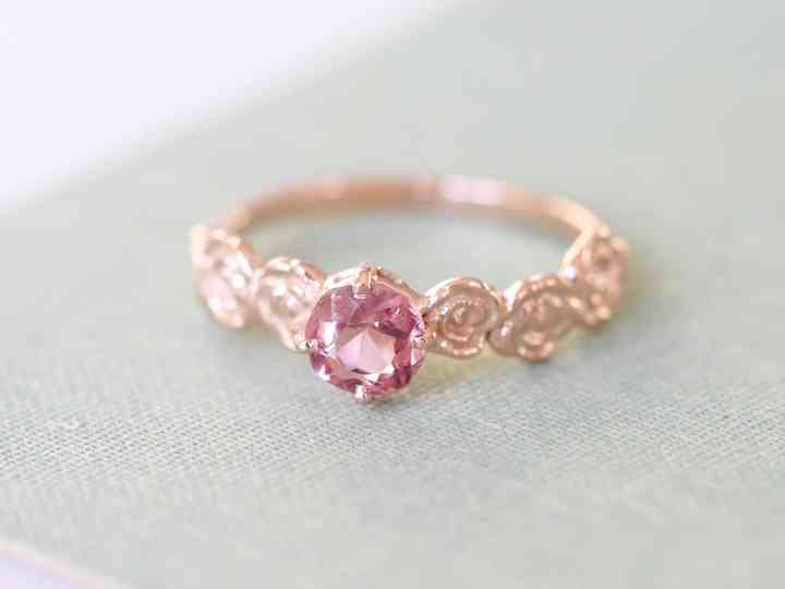 Rose Gold Engagement Rings Our Favourite Dreamy Designs Hitched Co Uk