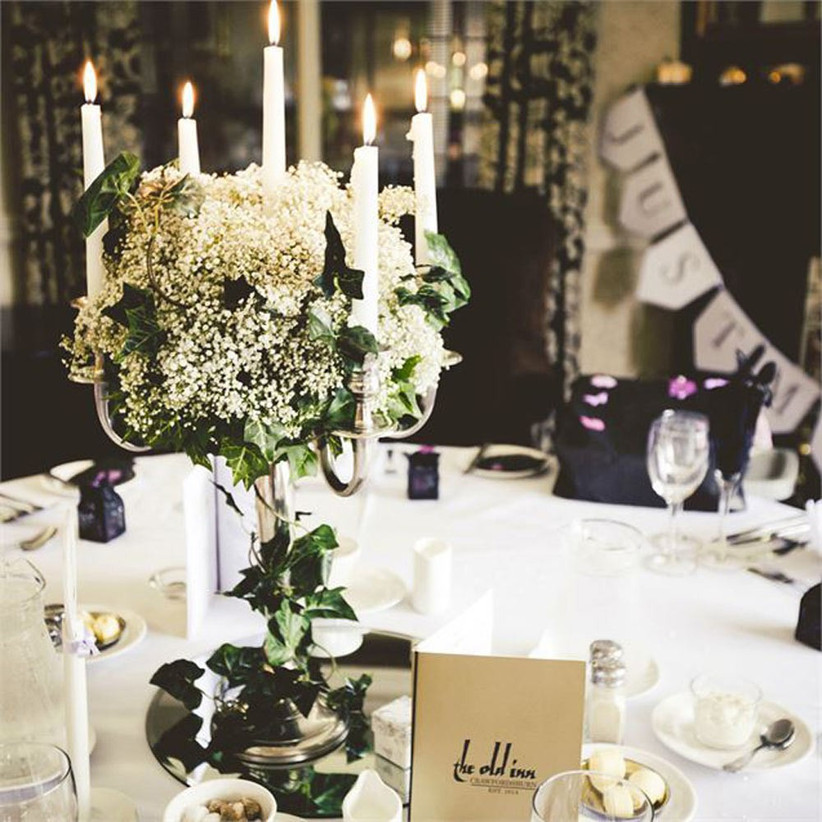 gothic-decor-wedding-breakfast