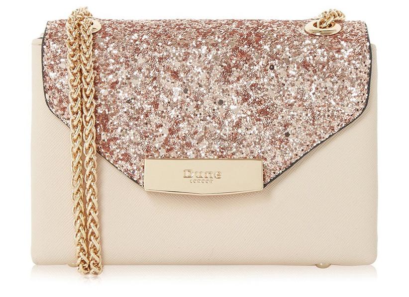 rose-gold-glitter-clutch-bag