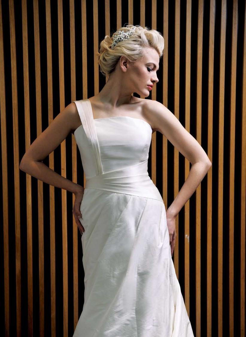 one-shoulder-wedding-dress