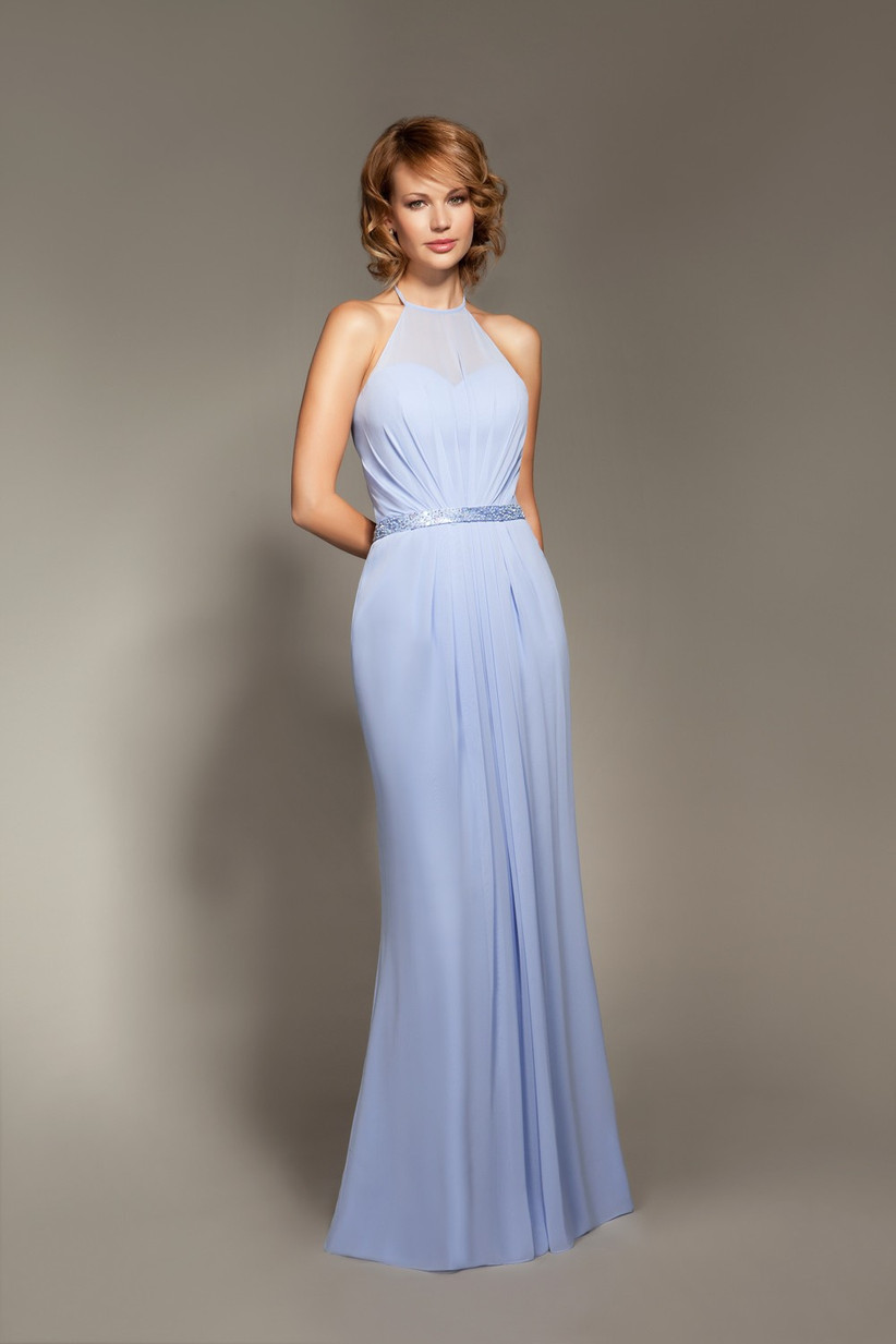 icy-blue-winter-bridesmaid-dress-from-mark-lesley-that-has-a-beaded-waistband-for-a-touch-of-sparkle