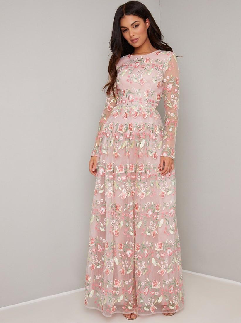 Chi Chi Cina Dress
