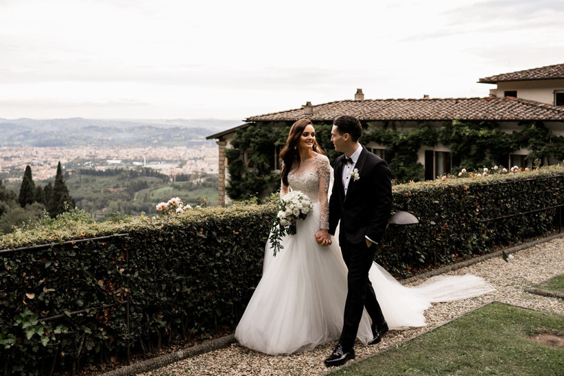 Emily and Nick - Italian Destination Wedding