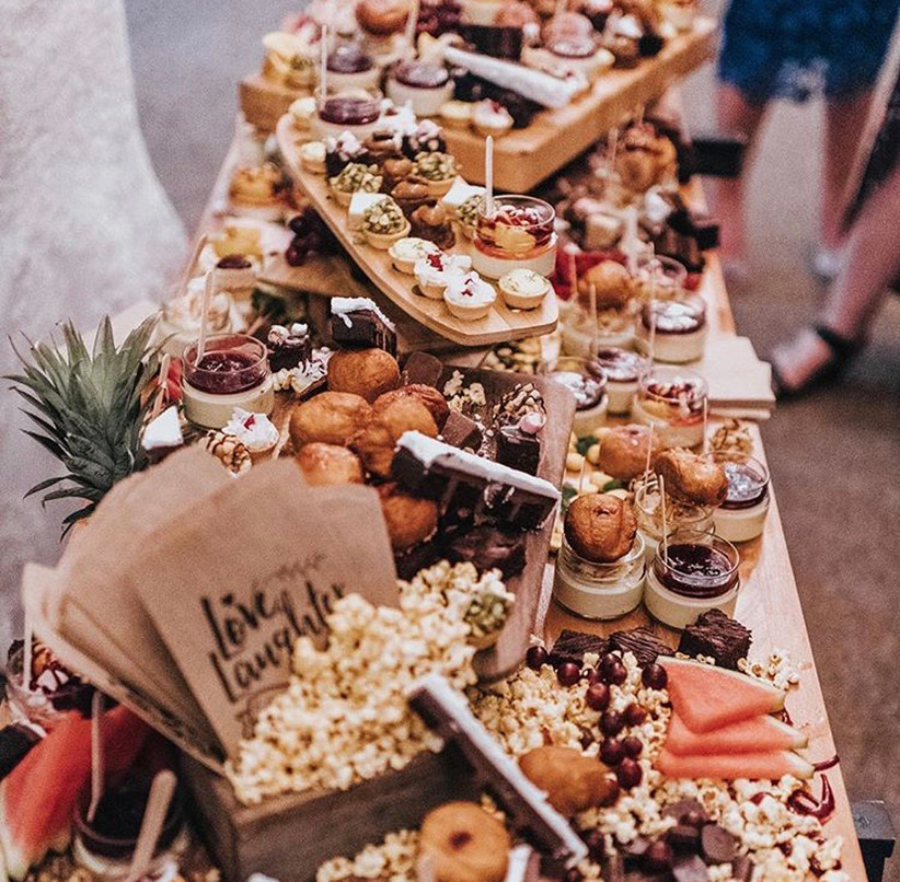 Grazing Table Ideas