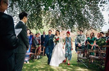 Why Asking My Mum to Walk Me Down the Aisle Was One of the Best Decisions I Made