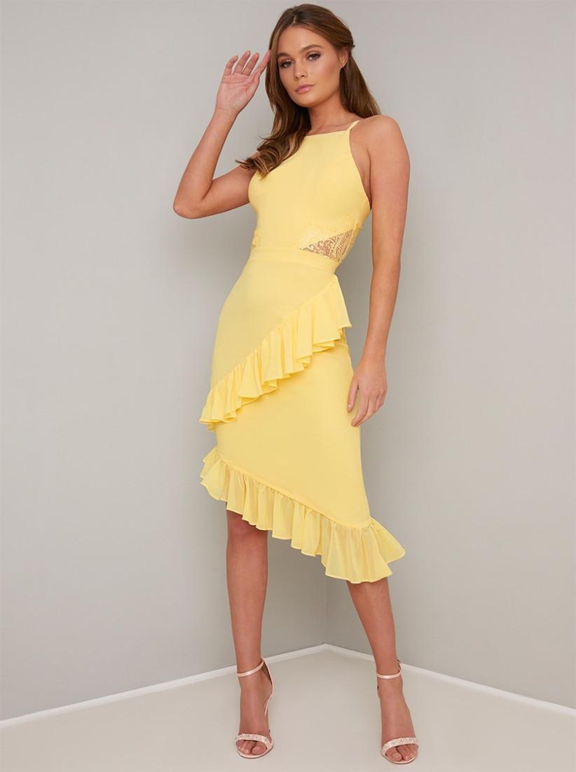 chi chi ivey dress - pastel bridesmaid dresses