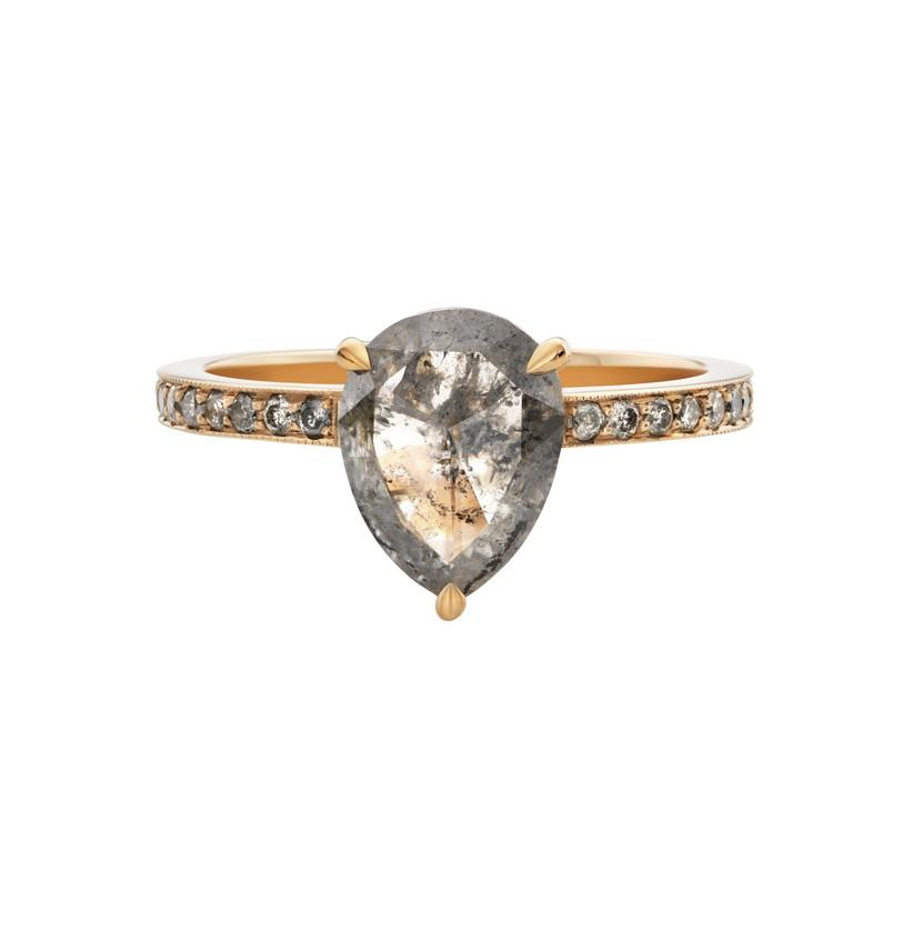 Unique engagement rings 22