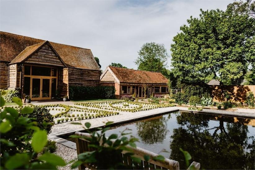 New Wedding Venues - Silchester Farm