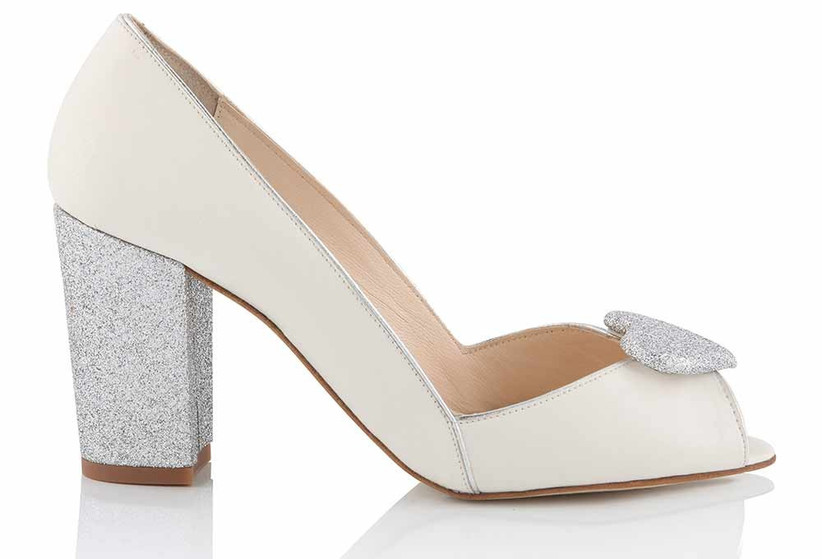 love-heart-silver-wedding-shoes