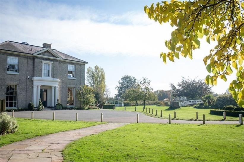 Country estate wedding venue