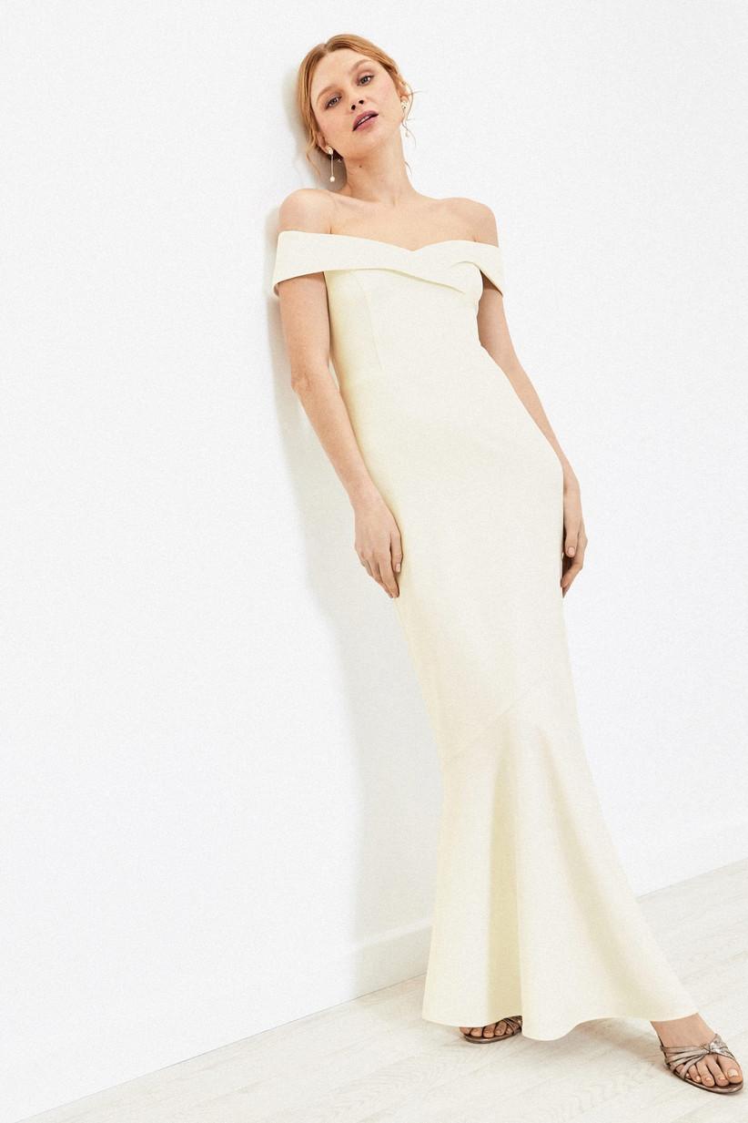 Bardot dress, Oasis