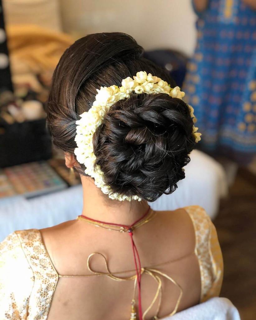 Wedding hair updo ideas 27