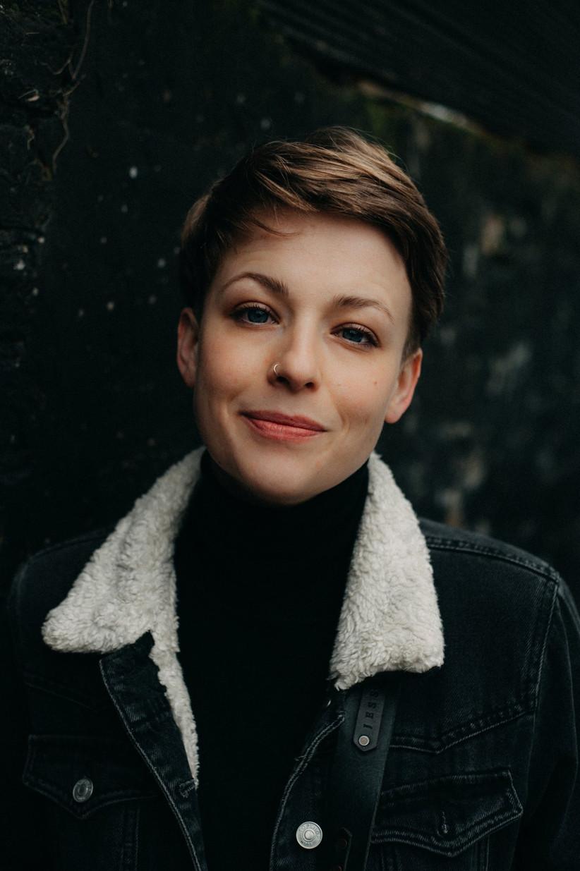 Jess Rose, wedding photographer