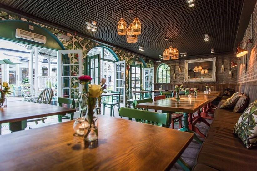 London Pub Wedding Venues The Grange