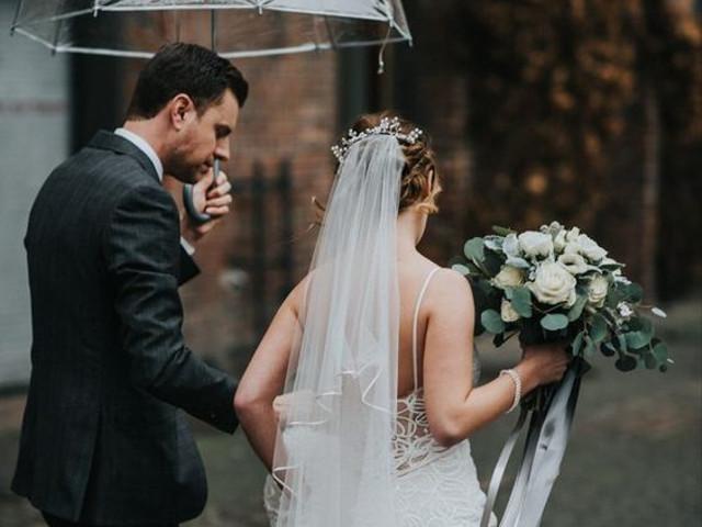 14 Ways to Make Rain on Your Wedding Day Work