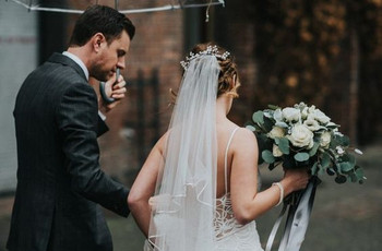 14 Ways to Make Rain on Your Wedding Day Work