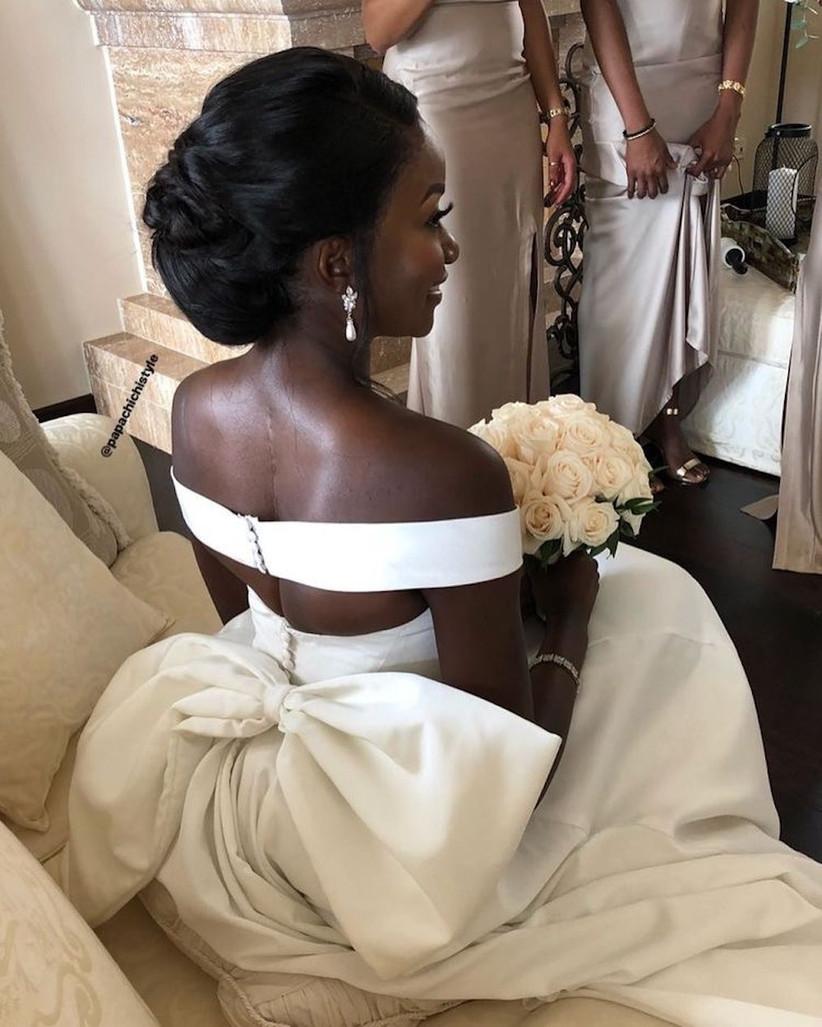 Black wedding hairstyles 24