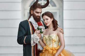 44 Disney Couple Costumes for Halloween 2021