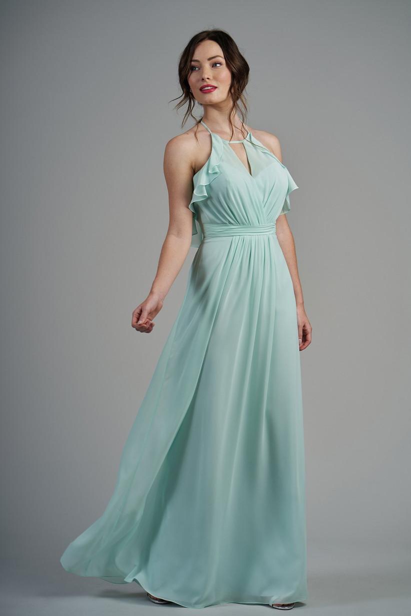 B2 B213001 - pastel bridesmaid dresses