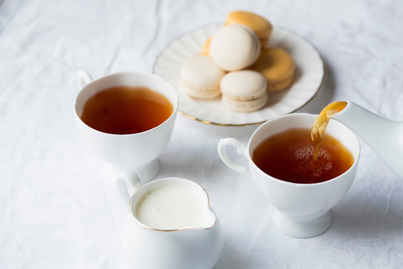 Afternoon tea gift for parents