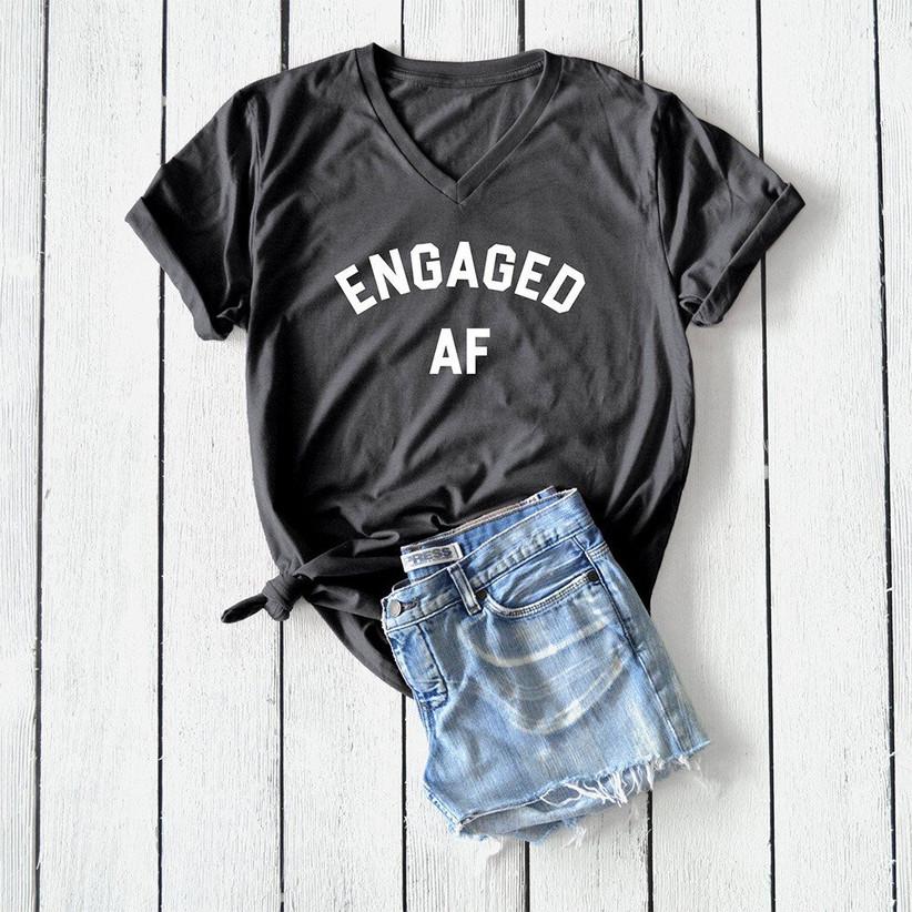 engaged-af-tshirt