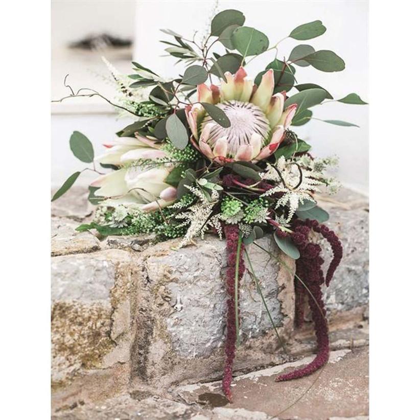 leafy-rustic-wedding-bouquet