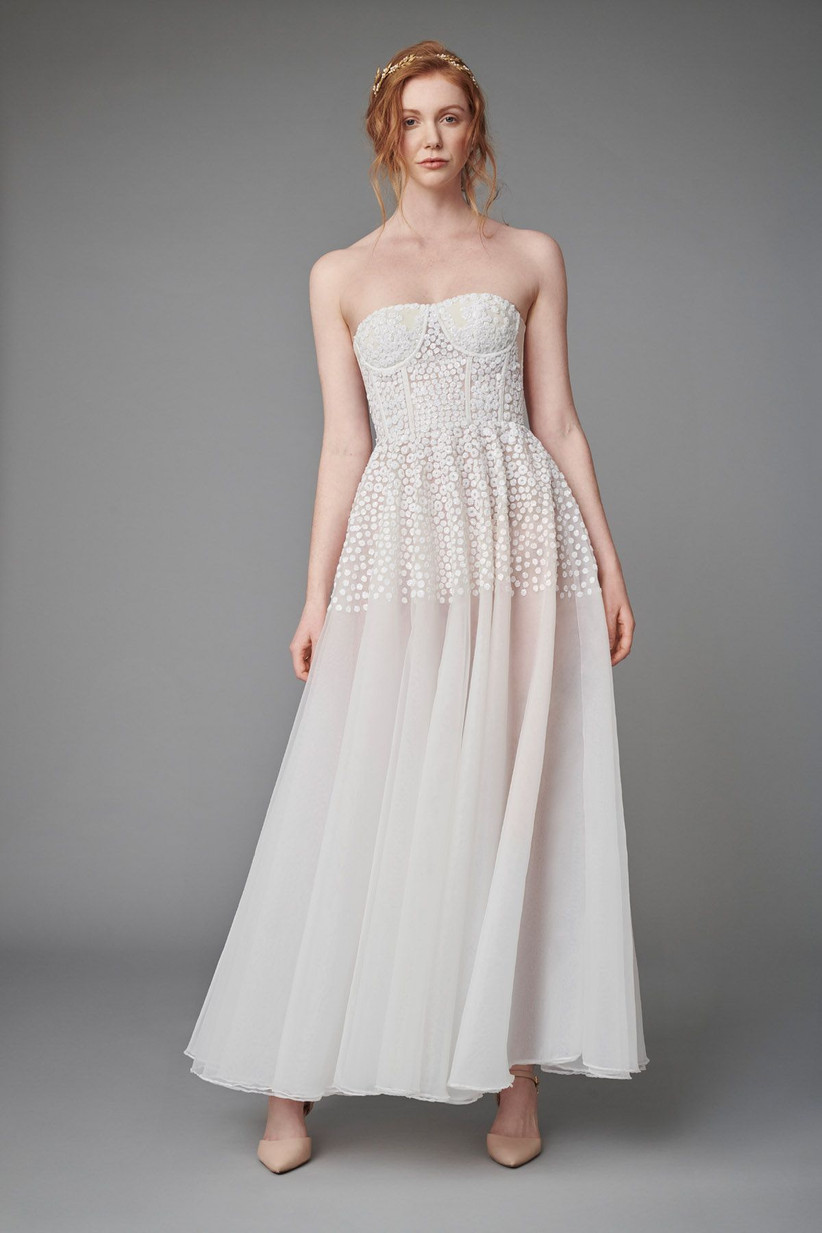 Alternative Wedding Dresses The Best Statement Styles Hitched Co Uk