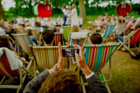 The 6 Benefits of Shooting Your Own Wedding Video