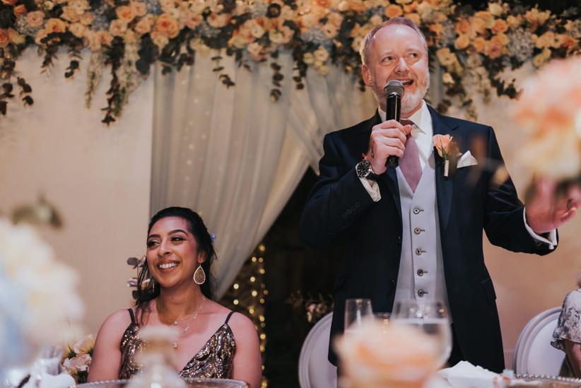 Dimple and Andy - Dubai Wedding