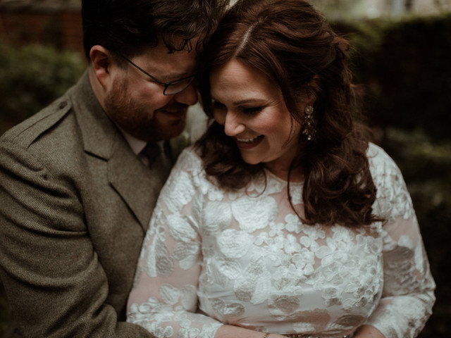 Meet the Couples Who Preferred Their Small Covid Weddings