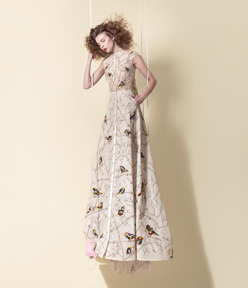 coat-wedding-dress-floral