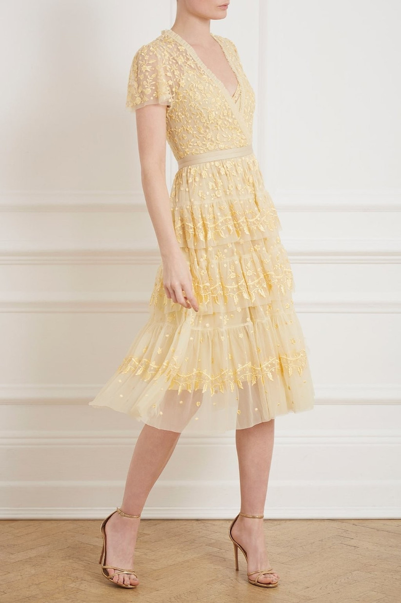 Needle and Thread Angelica_lace_dress - pastel bridesmaid dress