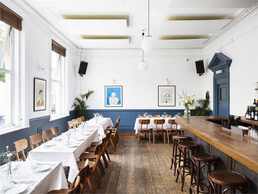 London Pub Wedding Venues The Camberwell