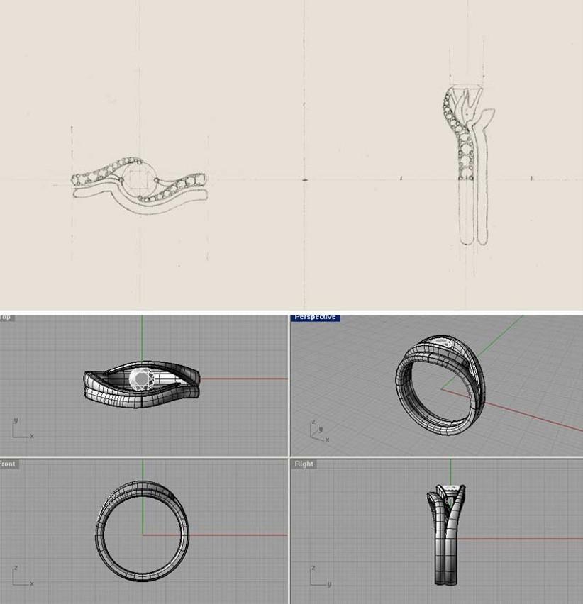 shaped-wedding-ring-service