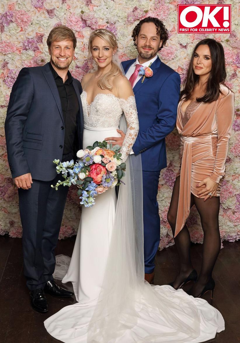 Ali Bastian Wedding. Photo by Tony Ward